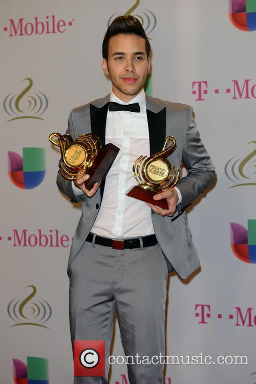 Premio Lo Nuestro a la Musica Latina 2014