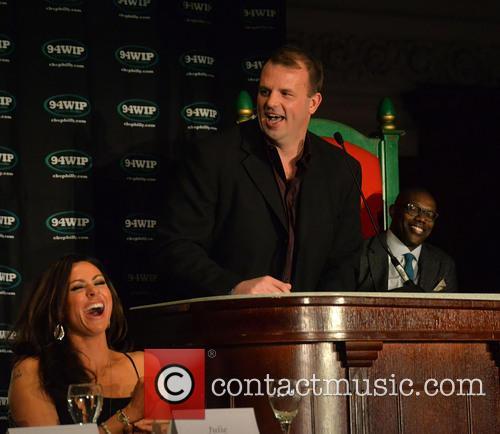 Susie Celek, Jon Runyan and Terrell Owens 3