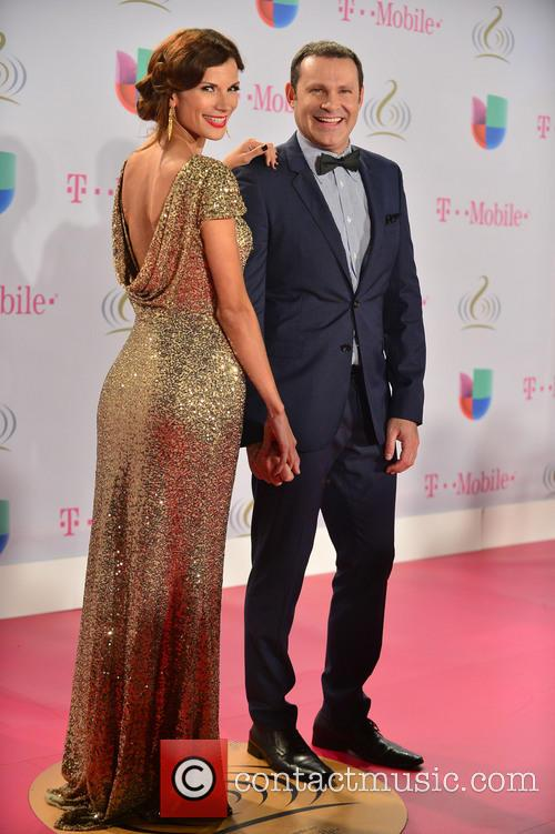 Alan Tacher and Cristina Bernal 1