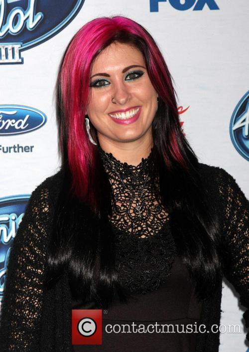 American Idol and Jessica Meuse 6