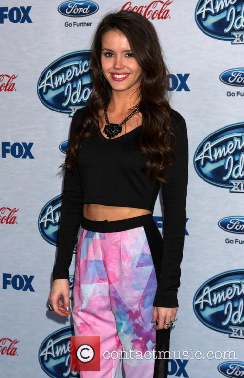 American Idol and Kristen O'Connor 3