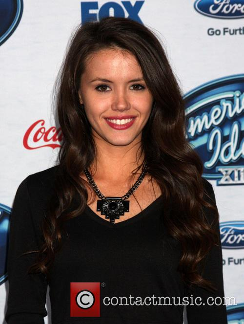 American Idol and Kristen O'Connor 4