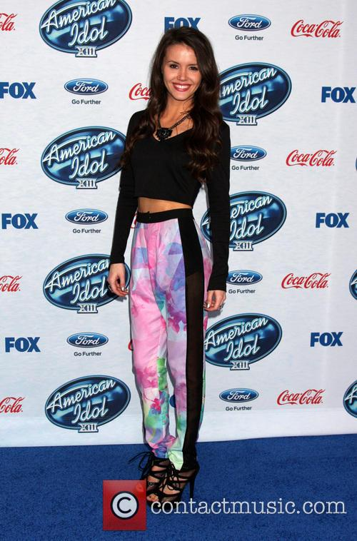 American Idol and Kristen O'connor 1