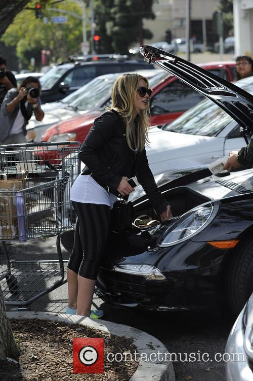 hilary duff hilary duff shopping at bristol 4078980