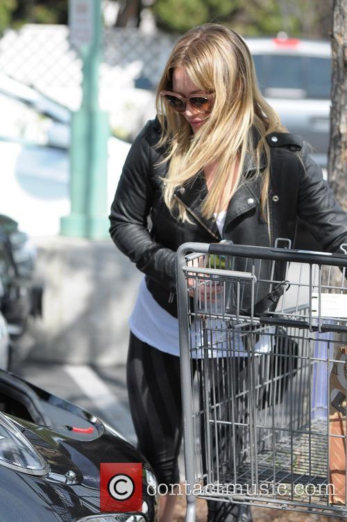 Hilary Duff 50
