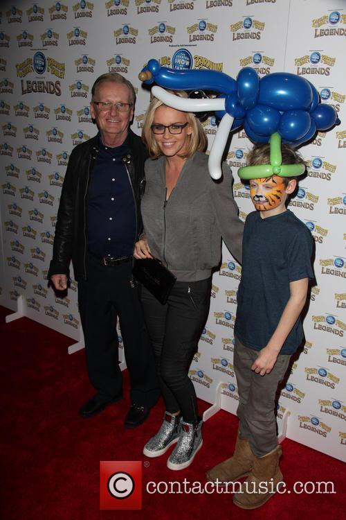 Dan Mccarthy, Jenny Mccarthy and Evan Asher 5