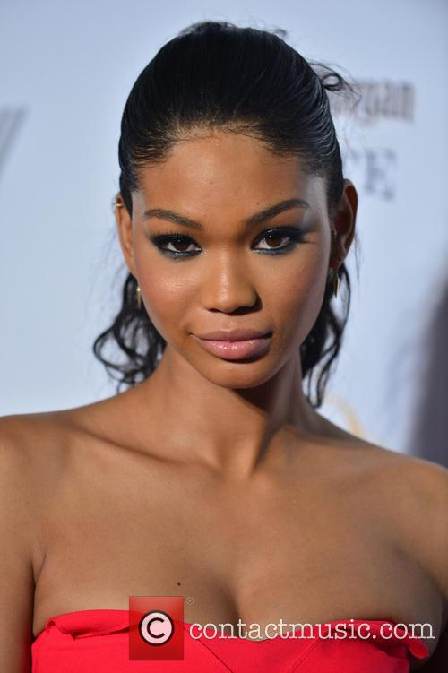 chanel iman sports illustrated hosts club si 4080078