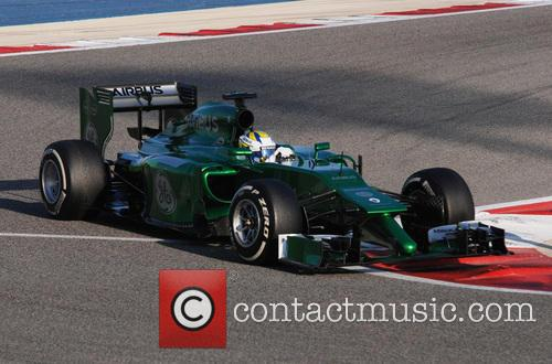 Marcus Ericsson 1