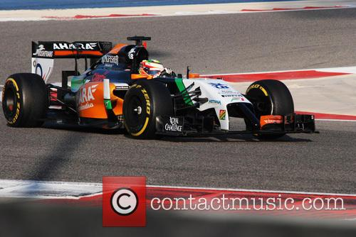 Sergio Perez, Mexico Force India-mercedes and Team Force India 2014 - 5