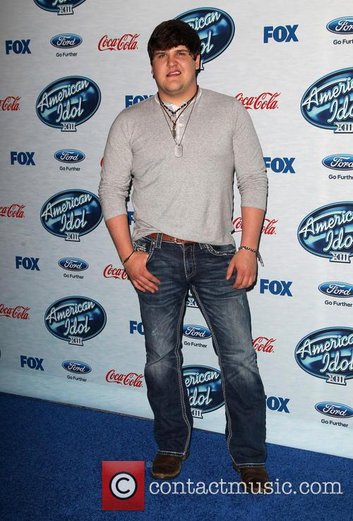 American Idol and Dexter Roberts 2