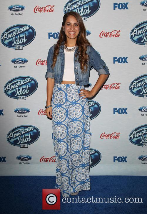 American Idol, Emily Piriz, Fig & Olive Melrose Place