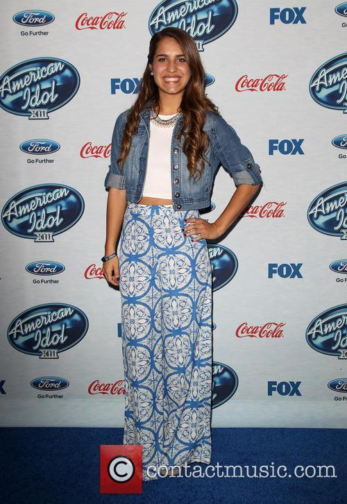 American Idol and Emily Piriz 1