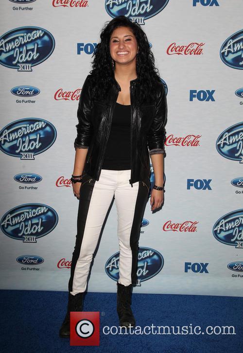 American Idol and Jena Irene 2