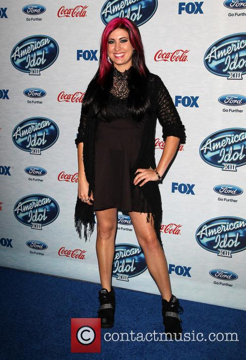 American Idol and Jessica Meuse 8