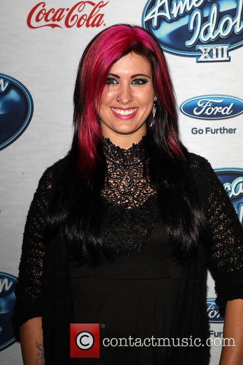 American Idol and Jessica Meuse 3