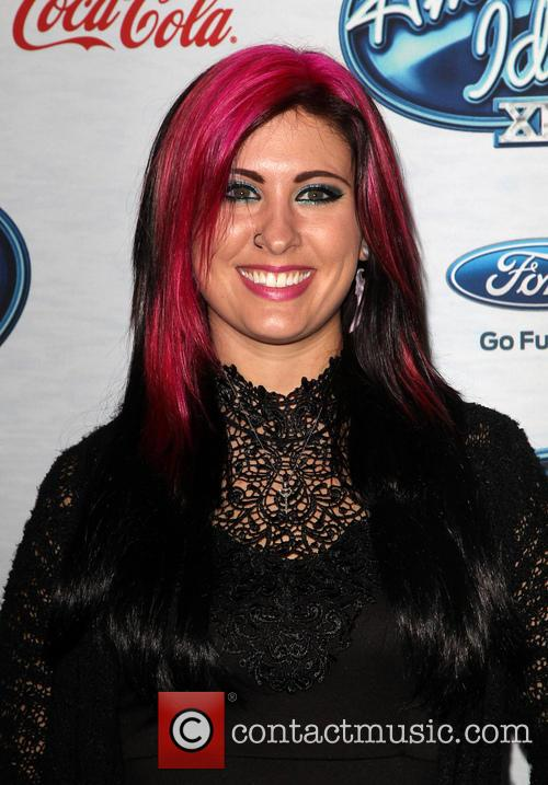 American Idol and Jessica Meuse 5