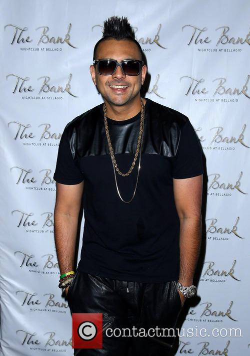 Sean Paul Album Release Party at The Bank