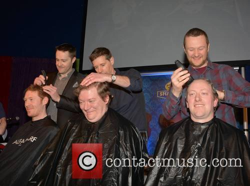 Keith Barry, Dermot Bannon, Pj Gallagher (f) Colin Clarke, Paul O'neill and Conor Doyle 1