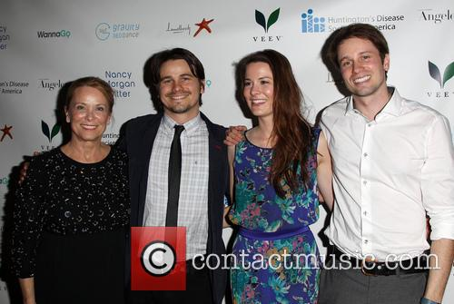 Jason Ritter, Nancy Morgan, Carly Ritter and Tyler Ritter 2