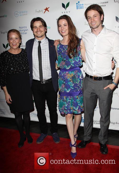 Jason Ritter, Nancy Morgan, Carly Ritter and Tyler Ritter 4