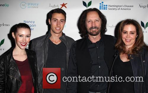 Taylor Mednick, Skyler Mednick, Scott Mednick and Joanna Mednick 2