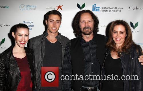 Taylor Mednick, Skyler Mednick, Scott Mednick and Joanna Mednick 3