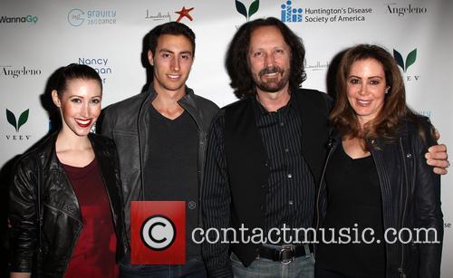 Taylor Mednick, Skyler Mednick, Scott Mednick and Joanna Mednick 1