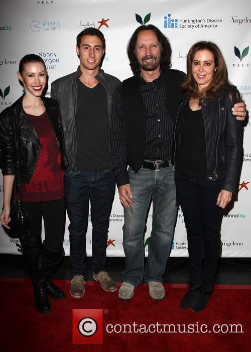 Taylor Mednick, Skyler Mednick, Scott Mednick and Joanna Mednick 4