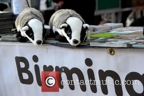 Birmingham and Badger Cull Protest 9