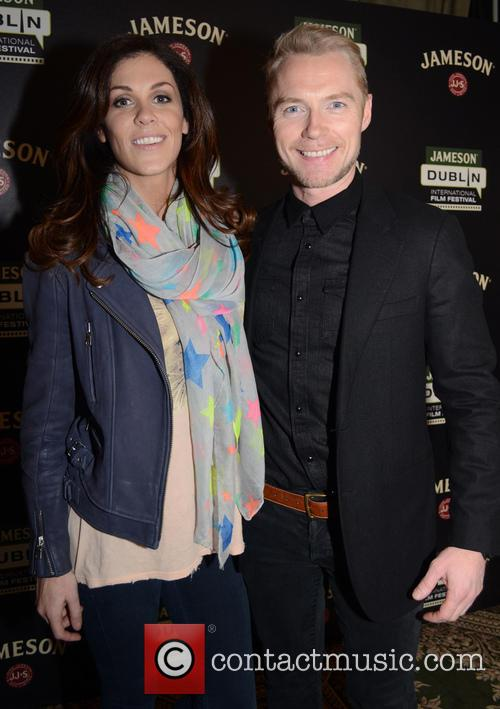 Ronan Keating and Glenda Gilson 4
