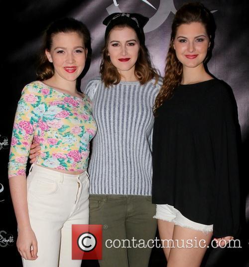 Abigail Hargrove, Jordan Hargrove and Madison Hargrove 2