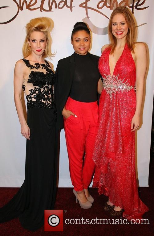 Dustin Quick, Julie Marie and Maitland Ward 6