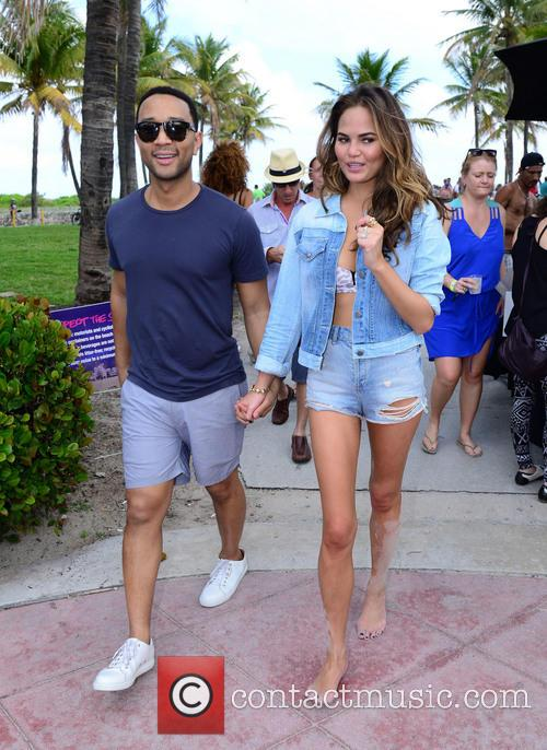 John Legend and Christine Teigen 3