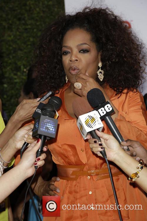 Oprah Winfrey, Pasadena Civic Auditorium