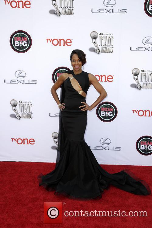 Regina King, Pasadena Civic Auditorium