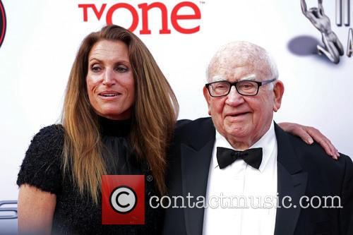 Guest and Ed Asner 3