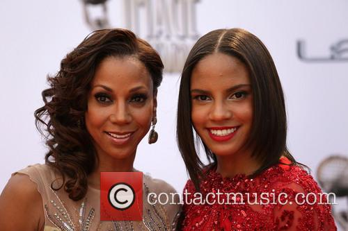 Holly Robinson Peete and Guest 2