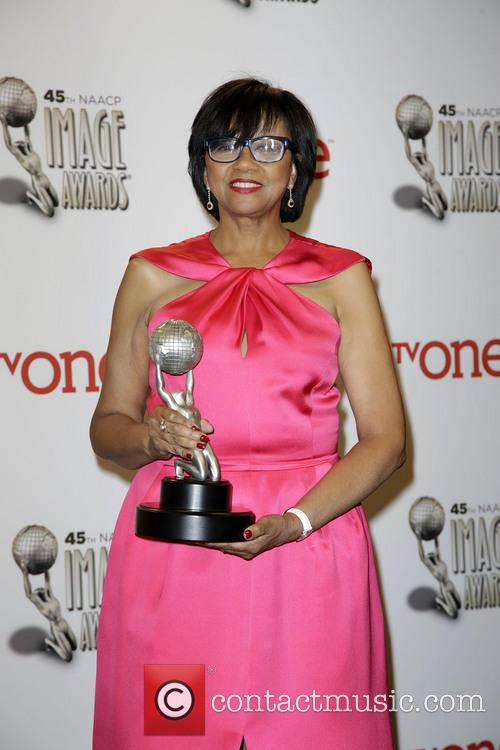 45th NAACP Image Awards Press Room