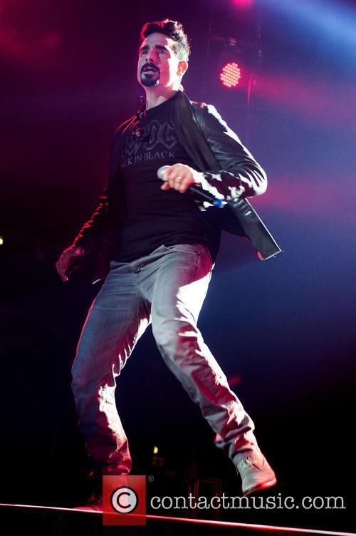 Backstreet Boys perform live