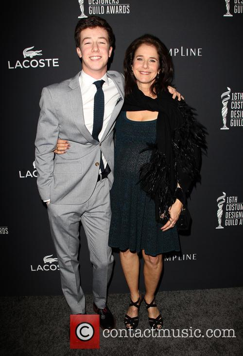Debra Winger and Gideon Howard 4