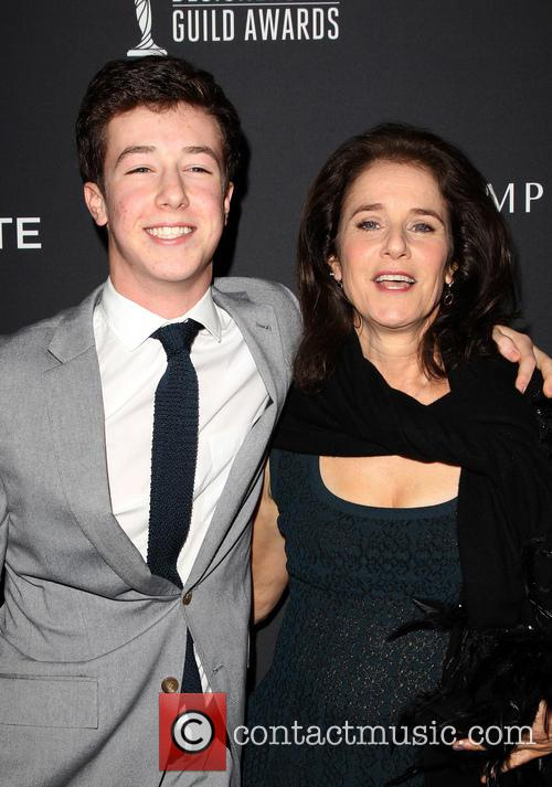 Debra Winger and Gideon Howard 9