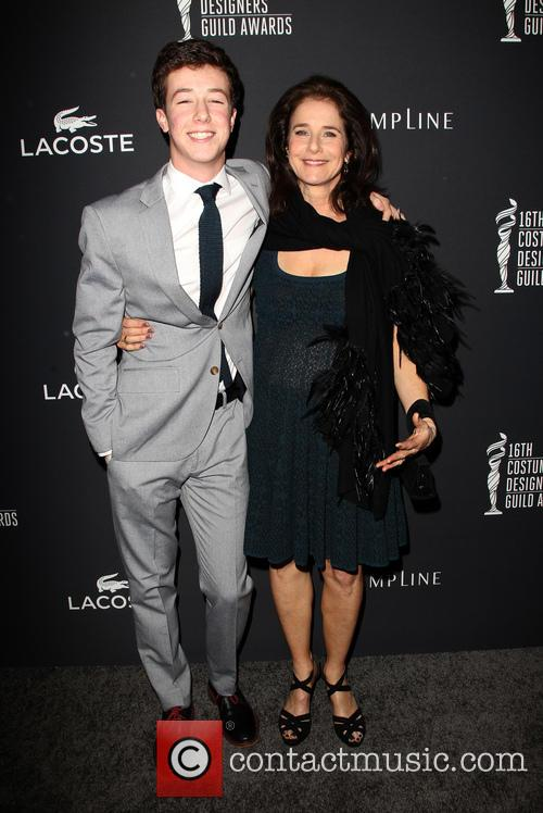 Debra Winger and Gideon Howard 10