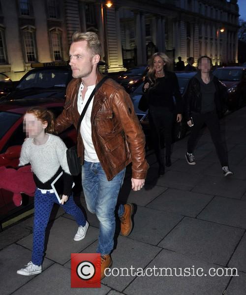Ronan Keating, Ali Keating, Storm Uechtritz and Missy Keating 10