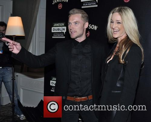 Ronan Keating and Storm Uechtritz 8