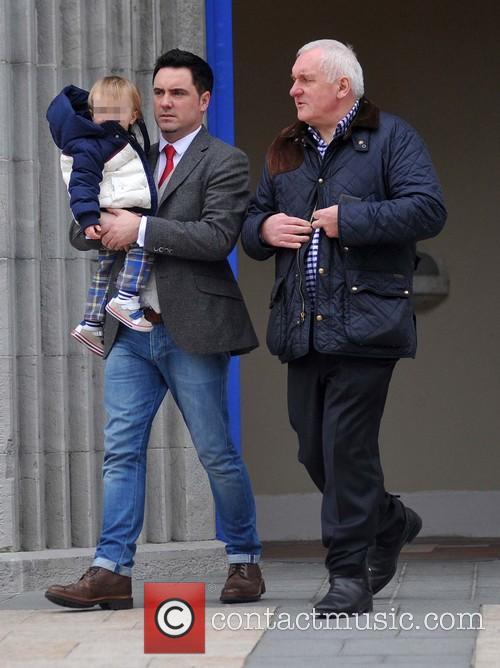 David Keoghan and Bertie Ahern 2