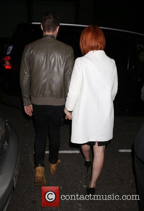 Sheridan Smith and Stu Roberts 2