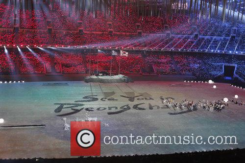 Closing Ceremony and Winter Olympics 11