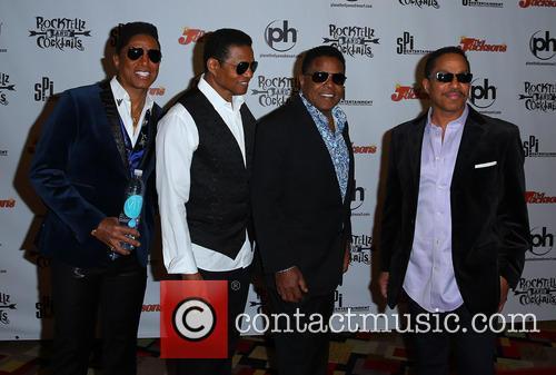 Jermaine Jackson, Jackie Jackson, Tito Jackson and Marlon Jackson 2
