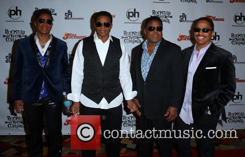 Jermaine Jackson, Jackie Jackson, Tito Jackson and Marlon Jackson 5