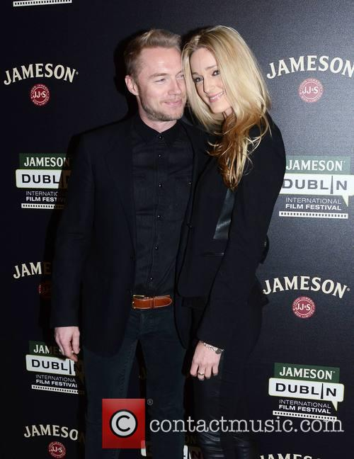 Ronan Keating and Storm Uechtritz 5